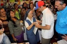 Capriles: Vayan y busquen a los descontentos para que voten ...