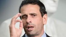 """Henrique Capriles al régimen: """"Ven a los médicos muriendo y ..."""