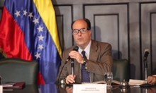 Julio Borges, presidente de la AN, envió carta al Papa Franc...