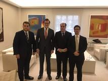 Mariano Rajoy: España luchará de la mano con los venezolanos...