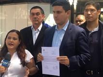 Dirigentes de Primero Justicia solicitaron a la OEA continua...