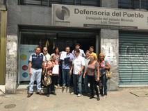 Frente Amplio Los Teques acudió a Defensa Pública para exigi...