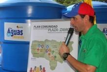 Capriles: A ellos les da miedo competir con un Gobierno de v...