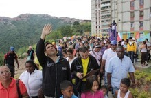 """Ocariz: """"Caucagüita ha renacido gracias a las obras que..."""