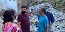 Jesús Armas: Parroquias de Libertador se ahogan en basura an...