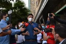 Jesús Armas aseguró que Venezuela no tiene capacidad para ex...