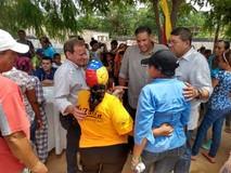 Juan Pablo Guanipa desde Machiques: El Zulia impulsará la re...