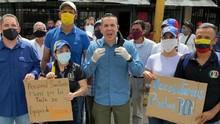 """José Antonio Mendoza: """"Hoy miles de hogares venezolanos sufr..."""