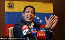 """José Manuel Olivares a Maduro: """"No tienes la cura contra el ..."""