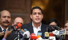 """José Manuel Olivares criticó al régimen de Maduro no tener """"..."""