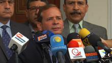 Juan Pablo Guanipa: Yo no voy a la mojiganga