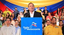 Mensaje del gobernador electo del Zulia, Juan Pablo Guanipa,...