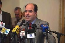 """Julio Borges: """"Venezuela se pondrá de pie el primero de sept..."""