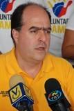 """Julio Borges cuestiona """"la movida del Gobierno decadent..."""