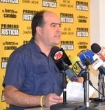 Julio Borges: Las cifras del propio Gobierno contradicen las...
