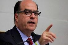 Julio Borges agradece al Congreso británico apoyo para evita...