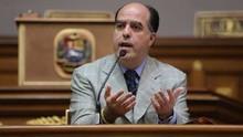 Julio Borges a Zapatero: Usted es cómplice de Maduro y un en...