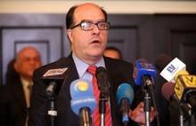 Presidente del Parlamento Europeo llamó a Julio Borges para ...