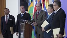Borges a Maduro: El acuerdo no se firmó porque incumplía nue...