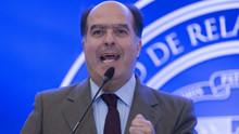 Julio Borges: Las elecciones de hoy son una burla