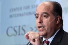 """Julio Borges: """"Hace un año Maduro reafirmó eliminación del v..."""