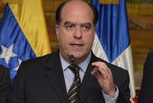 """Borges en la OEA: """"Debemos dejar a un lado las agendas ideol..."""