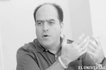"""Julio Borges: """"El país no puede soportar más meses con ..."""