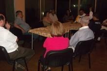 Manzano se reúne con dirigentes vecinales de Petare