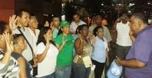 Orlando Ceballos juramentó comando de campaña en Menca de Le...