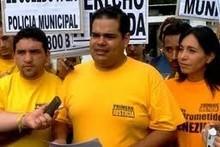"""Luis Eduardo Manzano: """"Los barrios de Petare están con ..."""