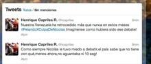 """Capriles: """"Nicolás le tuvo miedo a debatir, el país sab..."""