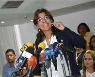 """María Gabriela Hernández: """"El derecho al voto no se ent..."""