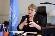 Henrique Capriles pide mostrar a Michelle Bachelet la crisis...