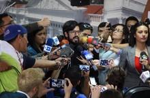 Miguel Pizarro se pronuncia ante la publicación del plan de ...