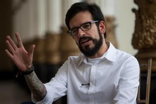 Miguel Pizarro se dirige al Consejo de Derechos Humanos de l...