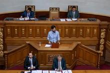 """Miguel Pizarro: """"Este liderazgo político ni se esconde, ni s..."""