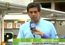 Alcalde Ocariz: En 5 años hemos bajado los homicidios en 32%