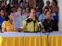 """Julio Borges denuncia """"actos de sabotaje"""" en contr..."""