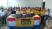 """Primero Justicia Yaracuy: """"Luis Parra no representa el senti..."""