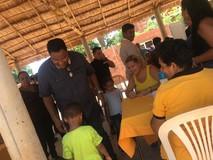 Programa Juntos contra el hambre atiende a 300 niños en Mara...