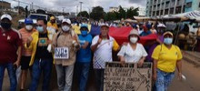 Rachid Yasbek: Vacunas y salarios dignos es nuestra lucha