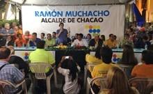 """Ramón Muchacho: """"Maduro pretende distraer la atención d..."""