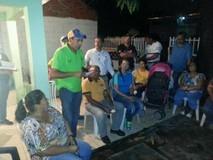 Ramón Bello coordina con habitantes de Girardot acciones par...
