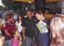 Ramón Muchacho aseguró que fortalecerá la educación en los p...