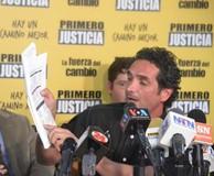 Richard Mardo: Limosna para Maduro es aliento de vida para m...