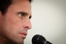 """Capriles: """"Yo no he llegado hasta acá por un trabajo de..."""