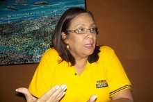 """Sagrario Pérez: """"Maduro actúa como verdugo y pide cleme..."""
