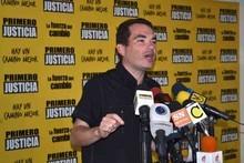 Tomás Guanipa: Primero Justicia impugnará a postulados que e...