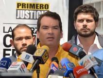 Tomás Guanipa: Primero Justicia respaldará mecanismos democr...