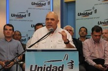 "MUD rechaza ataques de Maduro contra ""Chúo"" Torrealba"